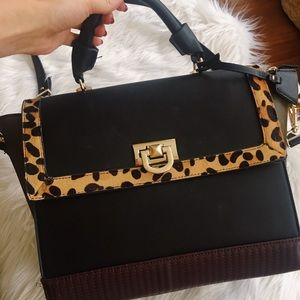Purse straight from London amazing colors bag